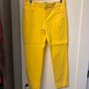 Banana Republic pants.